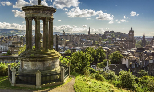 Edinburgh Castle, the Royal Mile & Rosslyn Chapel