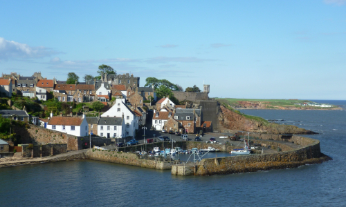 Kingdom of Fife, Royal Palace & Fishing Villages